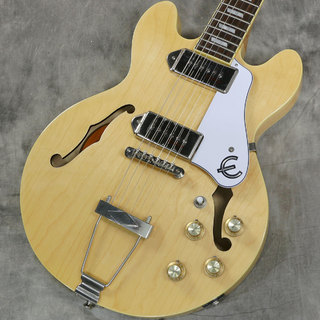Epiphone CASINO COUPE NATURAL【新宿店】