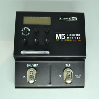 LINE 6 M5 Stompbox Modeler【USED】【下取りがお得!】
