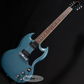 Gibson Limited Runs SG Special 2019 (Faded Pelham Blue)