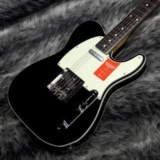 Fender Made in Japan Traditional 60s Telecaster Custom Black