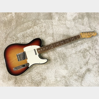 Fender American Vintage '62 Custom Telecaster 3-Color Sunburst 【中古品】【2008年製】