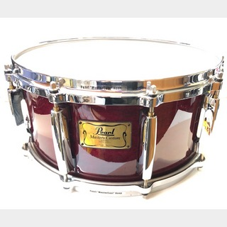 "Pearl Masters Custom Extra Maple Shell 14""×6.5""【中古品入荷しました!!】(29番)"
