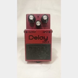 BOSS DM-2 Delay 前期