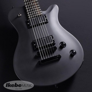 Framus D-Series Panthera Pro 7 (Solid Black Satin) 【衝撃の大特価!】