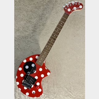 FERNANDES ZO-3 DOT RED/SW 【限定カラー】【横浜店】