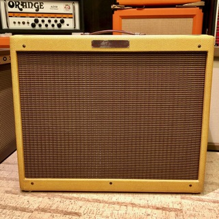 Fender 57 Custom Twin Amp (Tweed Lacquer/Hand Wired) 【お取り寄せ商品】
