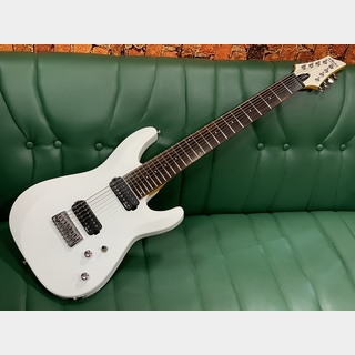 SCHECTER C-8 -SWHT-【USED】