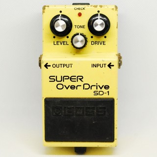 BOSS SD-1 SUPER Over Drive [ACA]