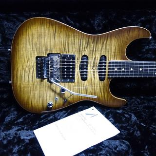 TOM ANDERSON Drop Top Light Tiger Eye Burst with Binding 【スペシャルプライス】