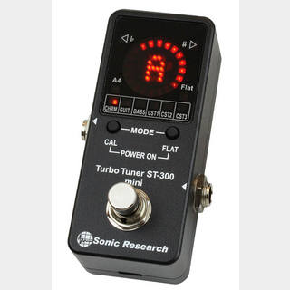 Sonic Research Turbo Tuner ST-300 mini