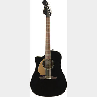 fender acoustic Redondo Player LH Jetty Black アコギ エレアコ 【WEBSHOP】