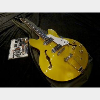 Epiphone CASINO Limited Model Gold Top