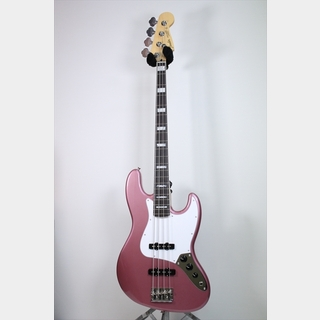 FenderMade in Japan 2019 Limited Collection Jazz Bass, Rosewood Fingerboard / Burgundy Mist Metallic