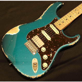 Xotic XSC-2 Sherwood Green Maching Head / Heavy Aged #897 【当店オーダー品】