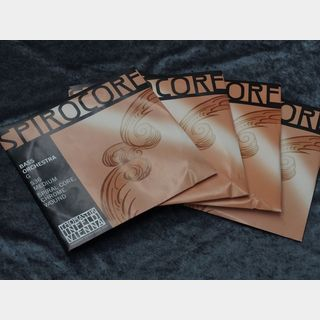 Thomastik-Infeld Spirocore (Medium)《4弦Set》
