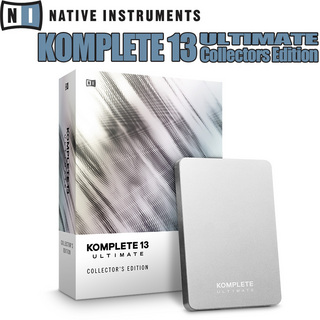 NATIVE INSTRUMENTSKOMPLETE 13 ULTIMATE Collector's Edition