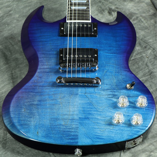 Gibson SG Modern 2020 Blueberry Faded 【WEBSHOP】