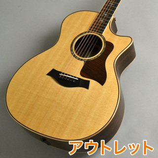 Taylor 814ce ES-2/Natural エレアコギター 【アウトレット】【現物画像】
