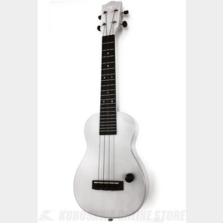 T's Ukulele EC-100 See-Through White クロサワ楽器特注カラー