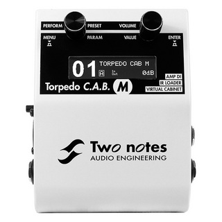 Two Notes Torpedo C.A.B. M 【新宿店】