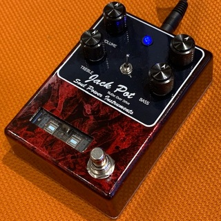 Soul Power Instruments JACK POT(Viper)  Wrapped Red NutubeOverDrive/ 真空管オーバードライブ