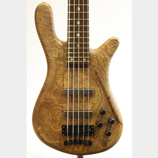 "Warwick Custom Shop Streamer Stage 2 5st ""Mahogany Burl Top"""