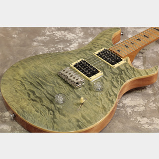 PRS SE CUSTOM 24 ROASTED MAPLE TRAMPAS GREEN(TG) 【S/N:T12663】【池袋店】