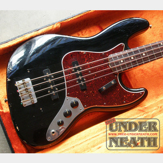 Fender Custom Shop 1964 Jazz Bass Relic  (BK/R)