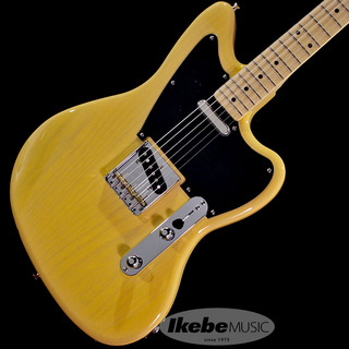 Fender Made in Japan 2021 Limited Offset Telecaster (Butterscotch Blonde/ Maple Fingerboard)