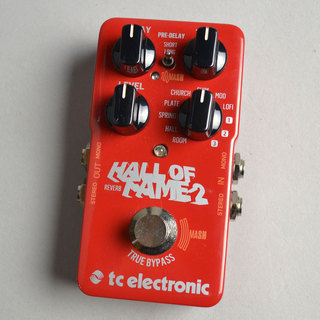 tc electronic Hall of Fame 2 Reverb【USED】【下取りがお得!】