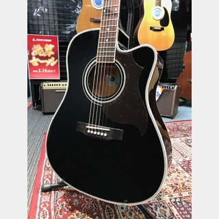 Epiphone FT-350SCE BLK