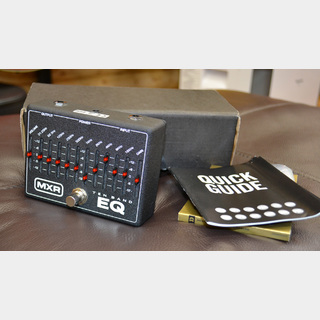 MXR M108M TEN BAND EQ