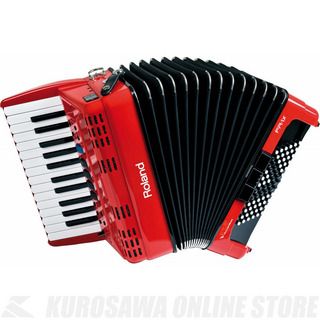 Roland V-Accordion FR-1X RD (Red)