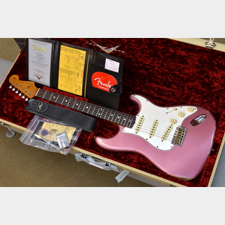 Fender Custom Shop Limited Edition 1964 Stratocaster Relic ~Aged Burgundy Mist Metallic~ #CZ548058 【3.45kg】