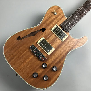 Red House Piccola T Semi-Hollow Mahogany/Rosewood Natural【島村楽器コラボモデル】