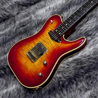 Valley ArtsM Series Limited TL Style Figured Maple/Birdseye Neck