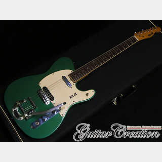 ELK CT-410 CUTLASS【Green Metallic !】1970年代前半製 3.76kg