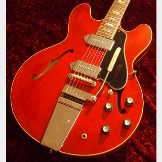 Gibson 【Vintage】ES-330TDC Cherry with Maestro Vibrola 1967年製[フルアコ][P-90] 【G-CLUB TOKYO】