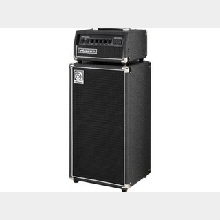 "Ampeg Micro-CL Stack【スリムサイズの""CL""&""810E""セット展示品特価!!】【送料無料(離島は除く)】【高崎店在庫】"