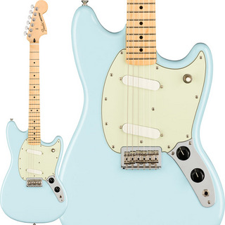 Fender Mexico Player Mustang (Sonic Blue/Maple) [Made In Mexico]【お取り寄せ品】