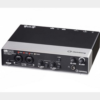 Steinberg UR242 - 4 x 2 USB 2.0 Audio Interface 【即日出荷可能!】
