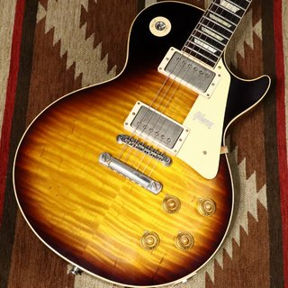 Gibson Custom Shop 60th Anniversary 1959 Les Paul Standard Kindred Burst Bolivian Rosewood 【御茶ノ水FINEST_GUITARS】