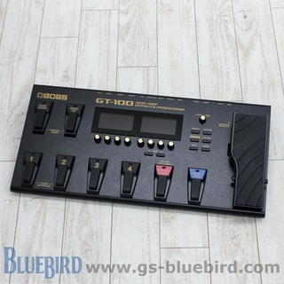 BOSS GT-100 Ver.2 COSM Amp Effects Processor