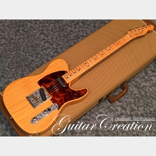 "Fender Japan TL52-TX '14年製【Natural】""Texas Country Style Modify"""