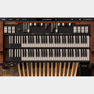 IK MultimediaHammond B-3X 初回限定版【WEBSHOP】