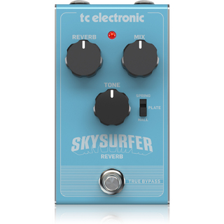 tc electronic SKYSURFER REVERB 【OUTLET】