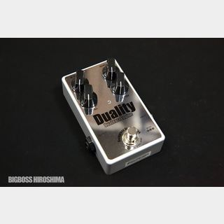 Darkglass Electronics DUALITY – DUAL FUZZ ENGINE