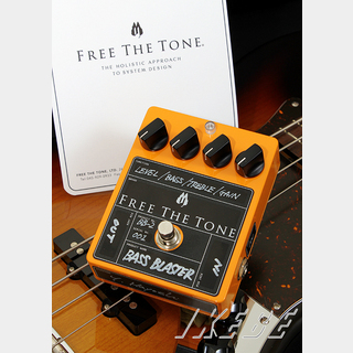 "Free The Tone Custom Effector Series ""BASS BLASTER / BB-2"" 【入荷】"