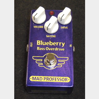 MAD PROFESSOR Blueberry Bass Overdrive FAC 【12月14日(土)・15日(日)YAMANO DAYS特価】