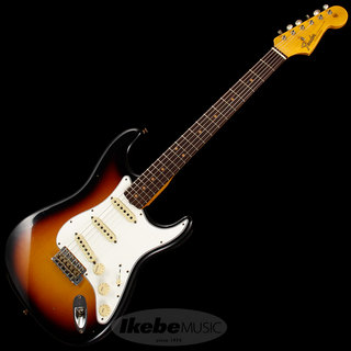 Fender Custom Shop 2018 Limited 1964 Stratocaster Journeyman Relic Faded3 Color Sunburst【特価】